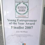 Young Entrepreneur Award 2007