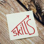 Skills increasing on paper