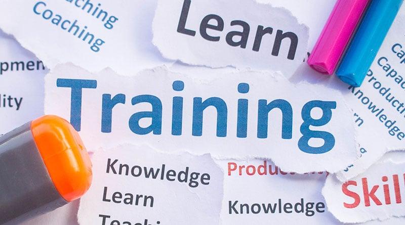 Training words
