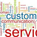 Customer Service Word Cloud
