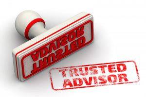Trusted advisor red