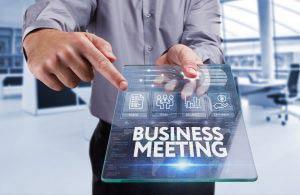 Business meeting technology