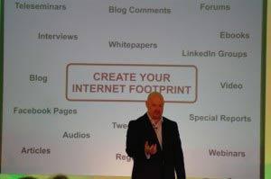Create your internet footprint