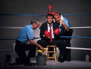 Salesman in the Ring