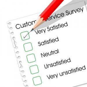 Customer Feedback checklist