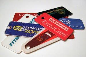 Discount plastic cards