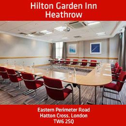 Location Hilton Garden