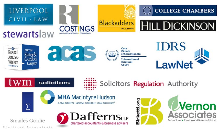 professional services - lawyers accountants