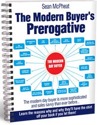 Modern buyer cover