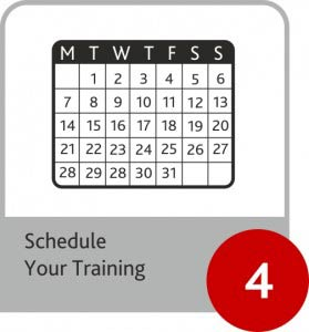 Schedule Your Training