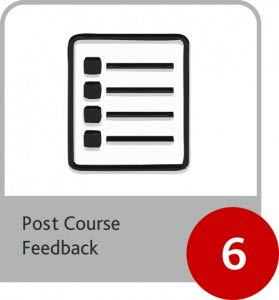 Post Course feedback