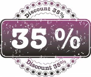 discount 35%