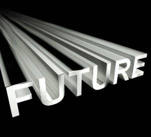 word Future 3d