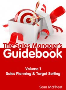 Sales Manager's Guidebook Volume 1