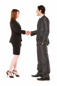 agreement between a man and a woman