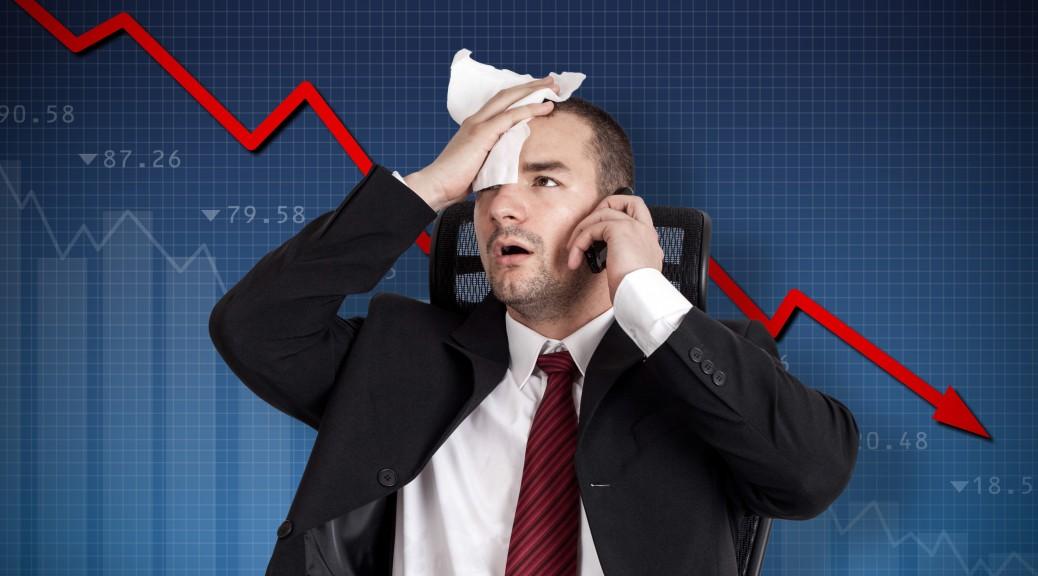 losing sales