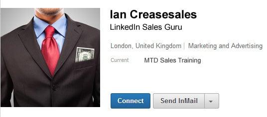 Linkedin Sales guru