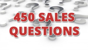 450 Sales Questions
