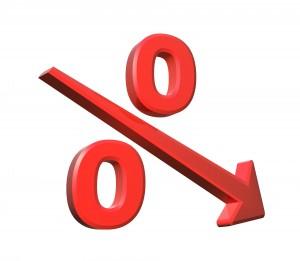 percent down