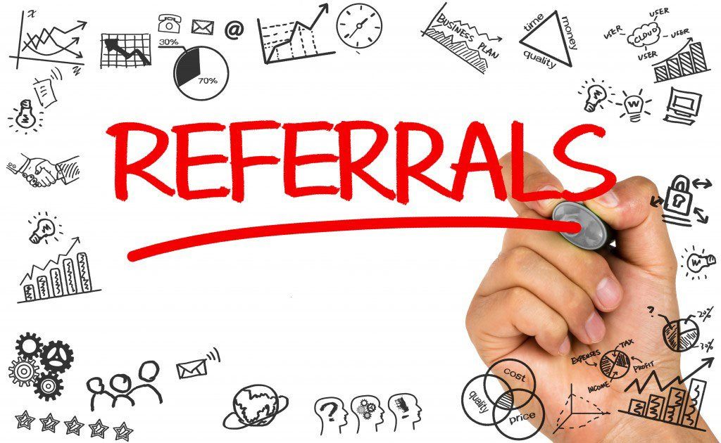 What All Sales People Must Do Before Asking For Referrals