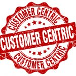 Customer Cantric stamp