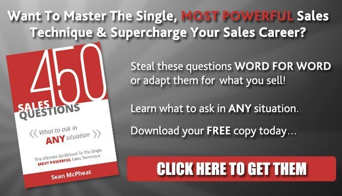 450 sales questions free report