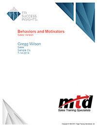 Motivators Report Cover