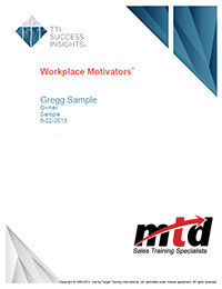 Motivators Report Cover