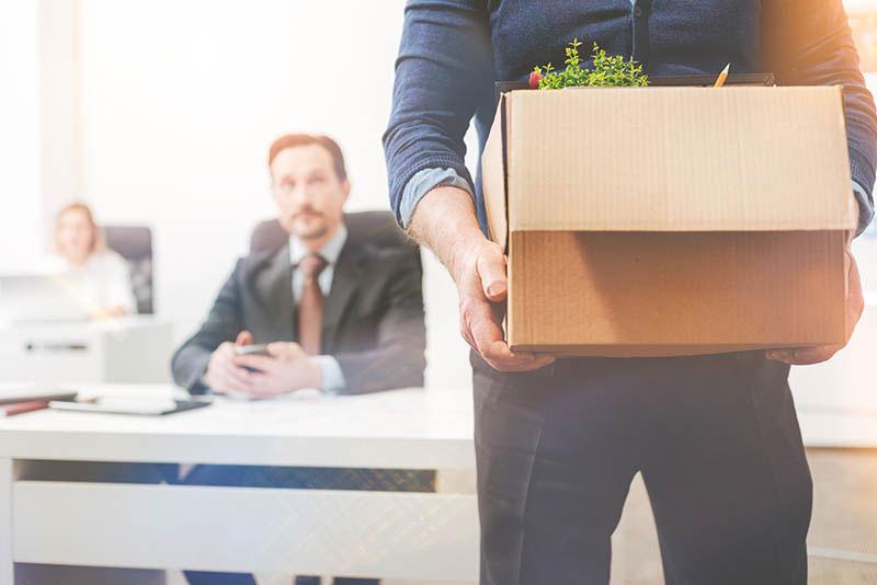 Losing A Salesperson