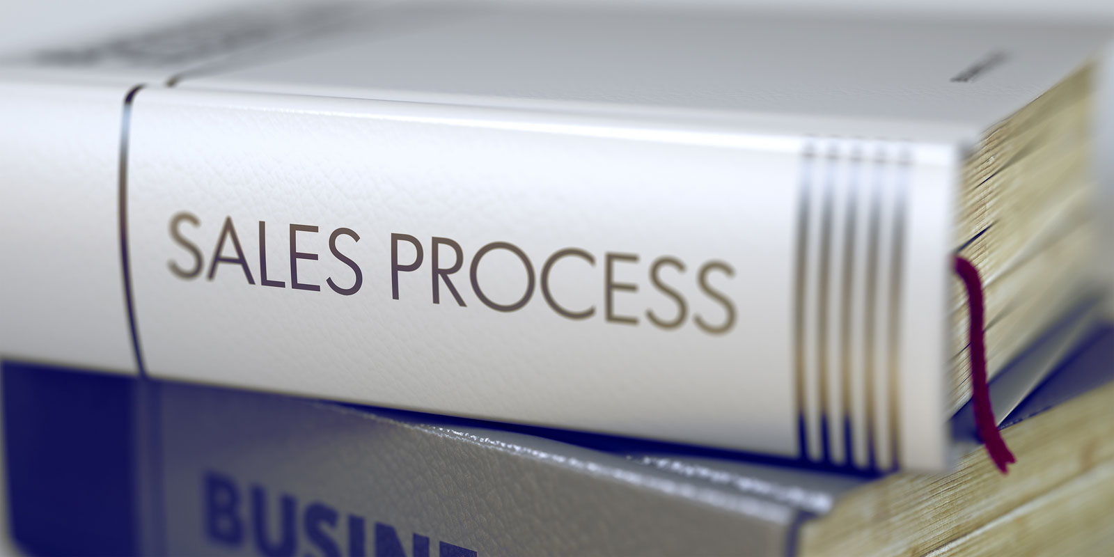 Sales process book