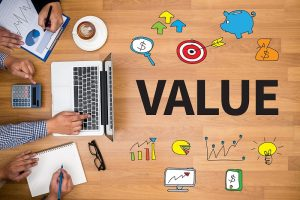 Value on the table with workers