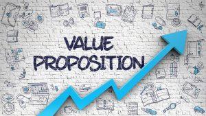 Value proposition graph