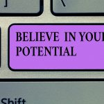 Believe in Potential keyboard