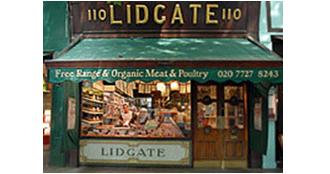 Lidgate logo