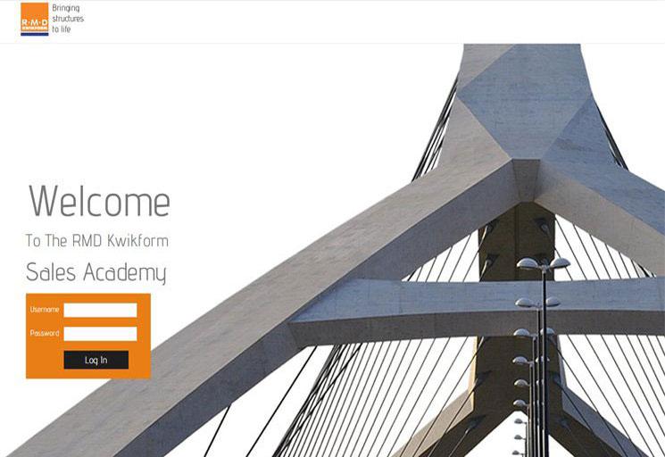 RMD academy screenshoot
