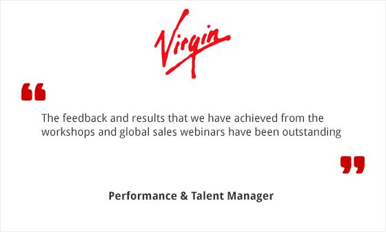 Virgin testimonial