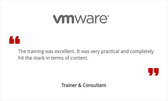 VMWare testimonial