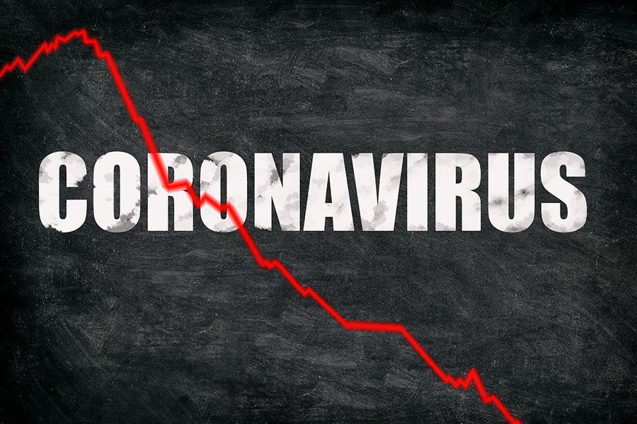 Coronavirus stock market crashing