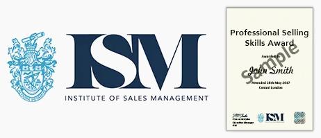 ISM certificate
