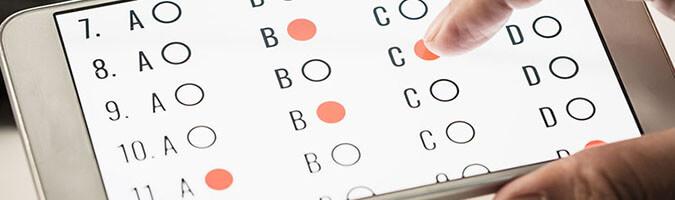 alt sales assessment options for sales reps